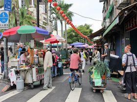 「雙連朝市」をローカル気分で散策しよう!台北は朝市も面白い
