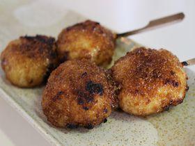 五平餅をおうちで作ろう!魚焼きグリルやトースターで簡単!