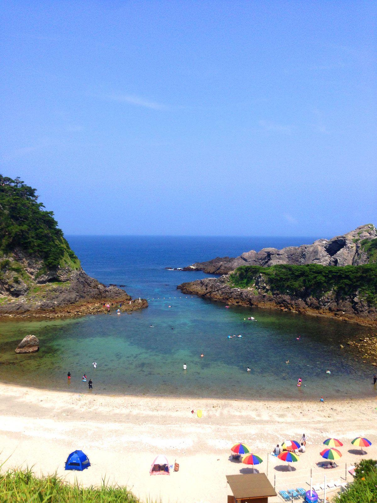 9位 泊海水浴場(東京都式根島)