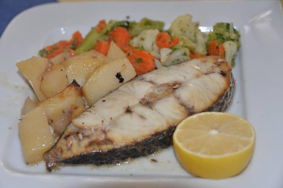 名物!海鮮料理!