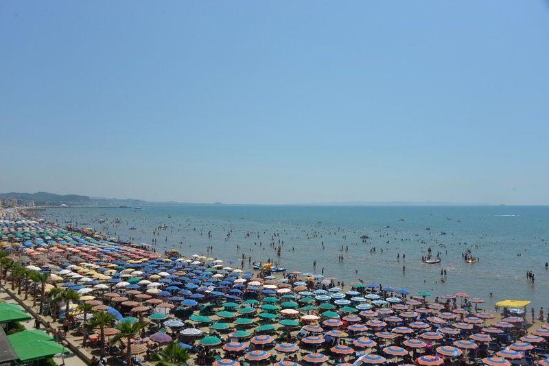 欧州の秘境!?アルバニア屈指のビーチリゾート・ドゥラス!