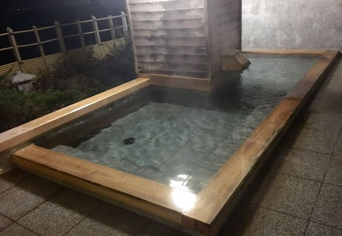 15.5mの海一望展望大浴場&露天風呂