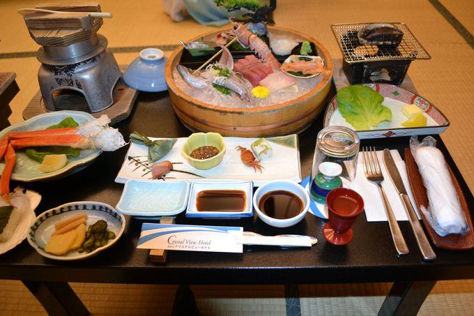 レストランは2つ!和食だけでなく洋食も楽しめる!