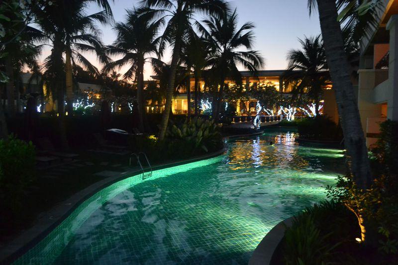 タイの高級リゾート「シェラトン・ホアヒンリゾート&スパ」で最高なひと時を