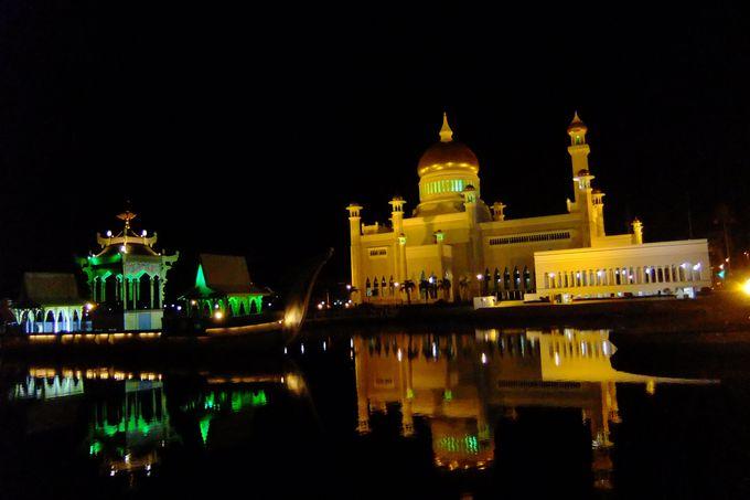魅惑的なオールドモスク