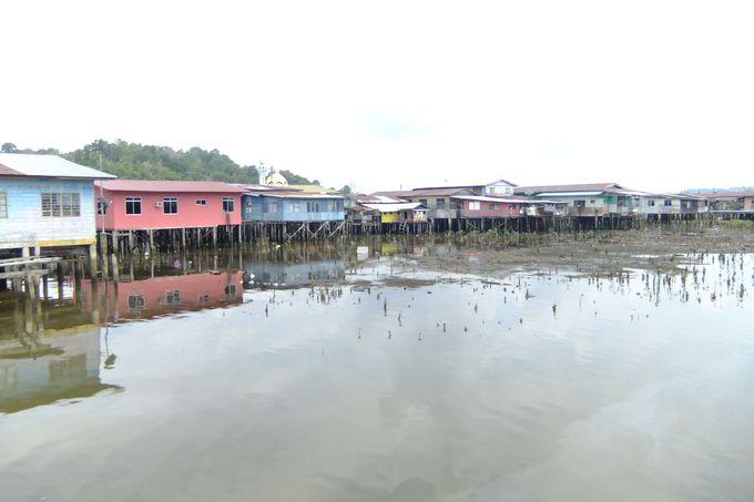 600年以上の歴史を持つ世界最大の水上集落