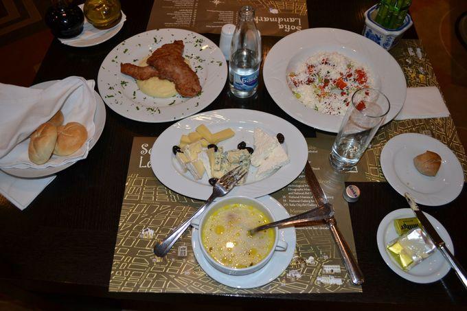 ブルガリア料理レストラン