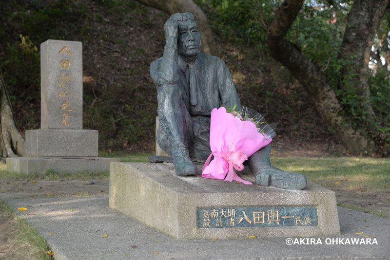 当時東洋一!台湾で今でも尊敬される八田與一が建てた「烏山頭ダム」