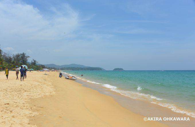 鳴き砂のカロンビーチ