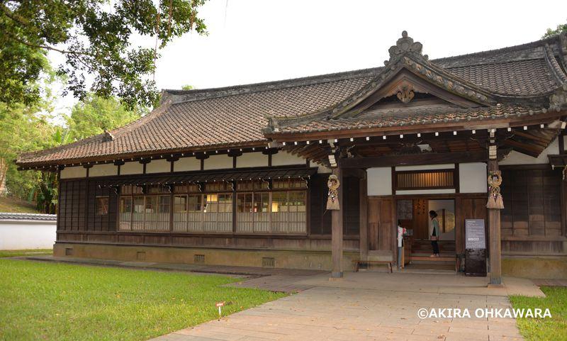 日本統治時代に開園した嘉義公園