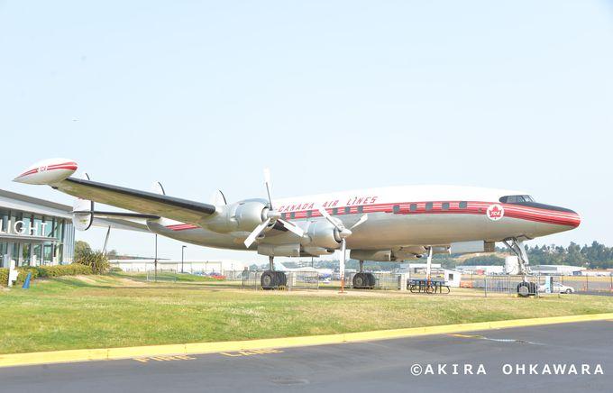 ボーイング社発祥の地に立つ航空機専門博物館