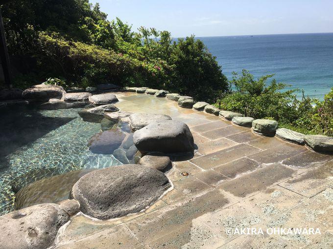 2つの大浴場!露天風呂から海の絶景堪能