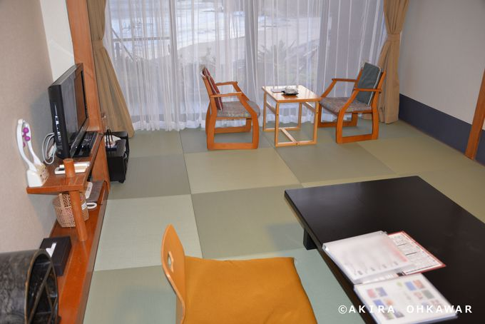 全室オーシャンビュー!客室から多々戸浜の海の景色を堪能