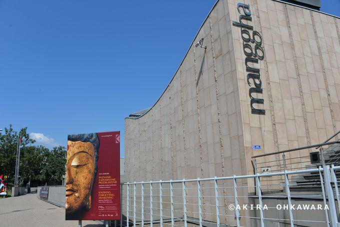 4、日本の美術品が展示!日本美術技術博物館「マンガ館」へ