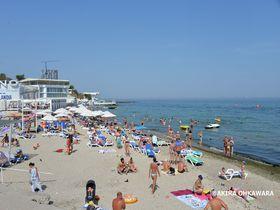 黒海に面するウクライナ随一のビーチリゾート「オデッサ」のお薦めスポット