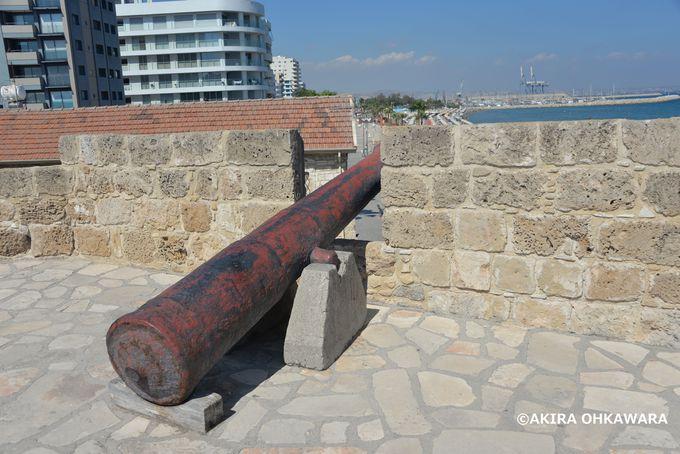 中世の砦跡!ラルナカ要塞(中世博物館)
