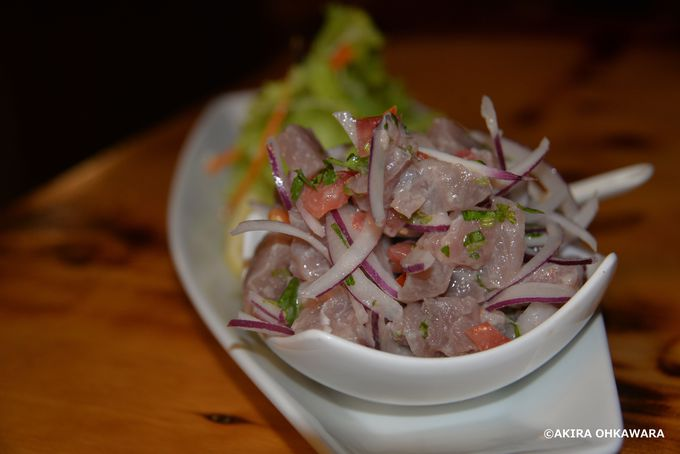 お薦め料理&お薦めレストラン「Tataku Vave」
