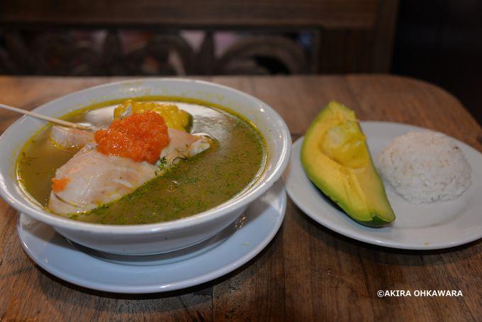 お薦めのコロンビア料理