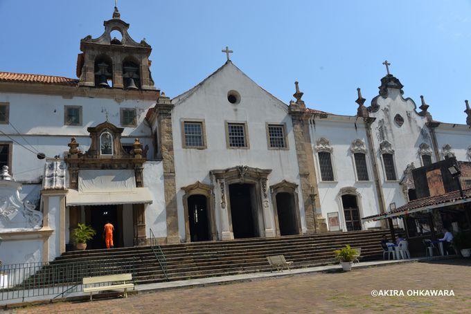 旧市街にあるおすすめの教会