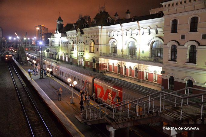 シベリア鉄道の拠点!ウラジオストク鉄道駅