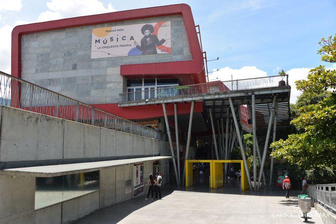 体験型博物館「パルケ・エクスプロラ」