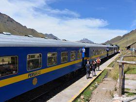 豪華列車!ペルーレイル「チチカカ・トレイン」アンデス山脈を鉄道旅