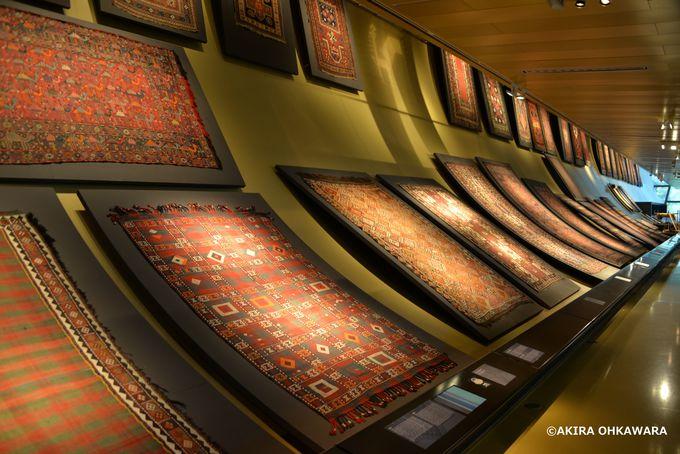 アゼルバイジャン絨毯博物館