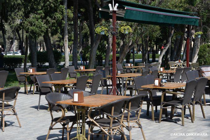 おすすめのアゼルバイジャン料理店「Palma Kafe」