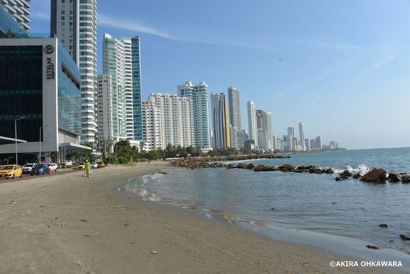 カリブ海のビーチリゾート!コロンビア・カルタヘナで訪れるべき名所
