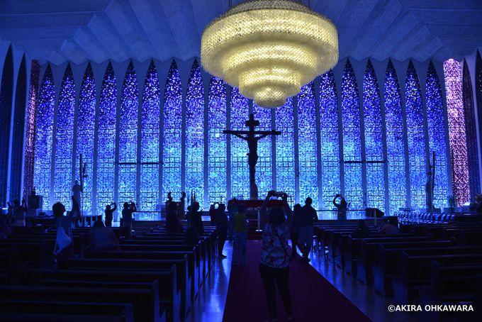 神秘的なドン・ボスコ聖堂