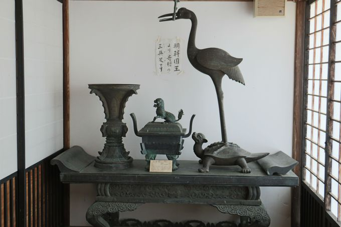 対馬藩主の菩提寺「万松院」