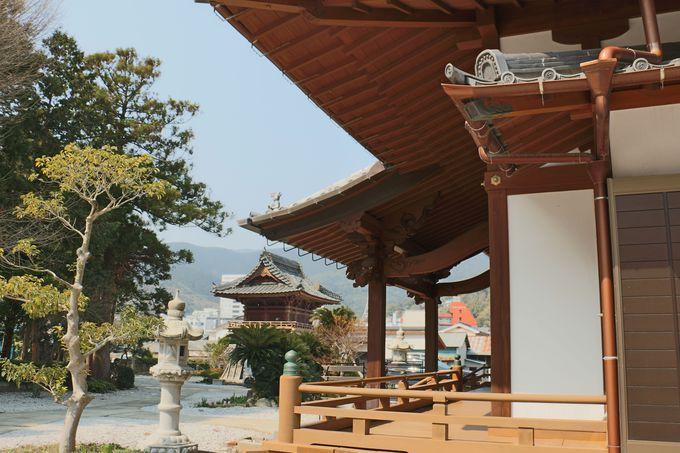 朝鮮外交に携わった「西山寺」と「国分寺」