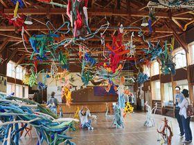 新潟県十日町・鉢集落「絵本と木の実の美術館」を体験しよう!