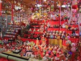 艶やかに!伝統を受け継ぐ「柳川雛祭り さげもんめぐり」