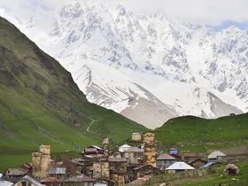 ヨーロッパで最も高い村、「最後の秘境」はグルジアに有り