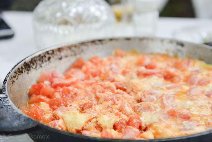 野菜とチーズが絶品!アゼルバイジャン料理に舌鼓