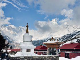 エベレストに降る星空&秘境の僧院!ネパール・タンボチェへ
