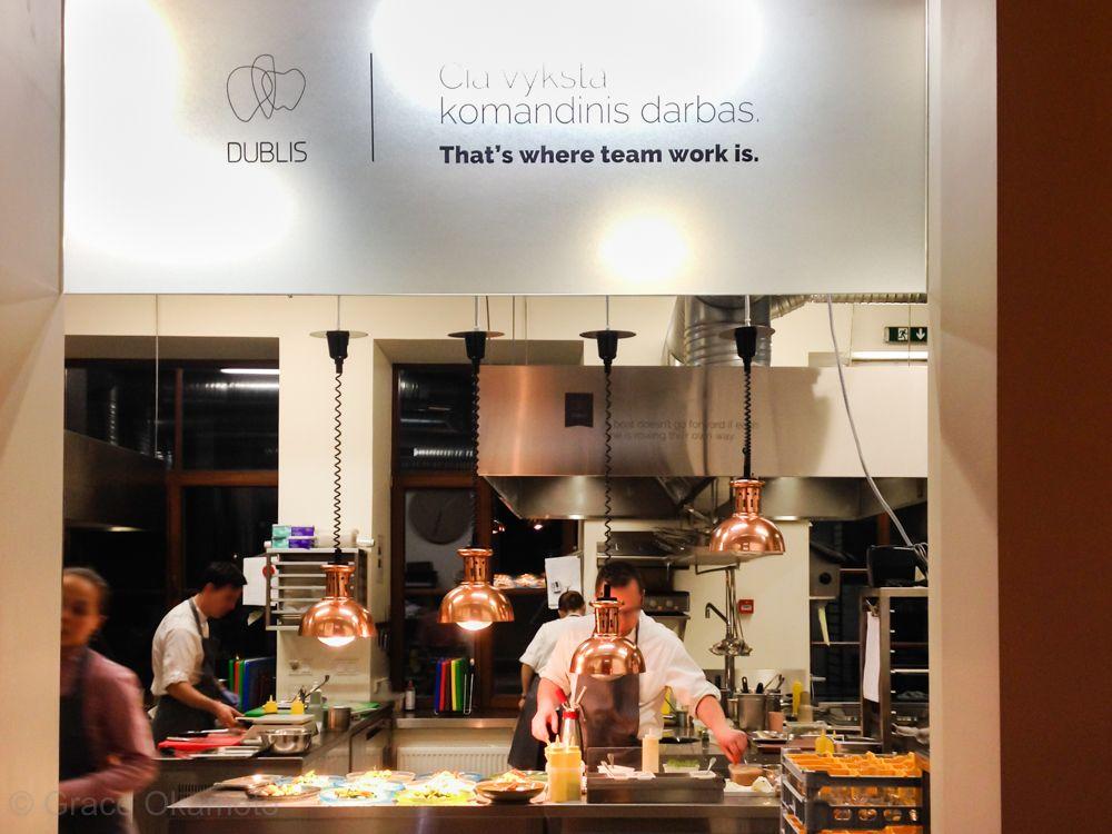 ミシュランに最も近い店!?「Dublis」の精練された料理たち