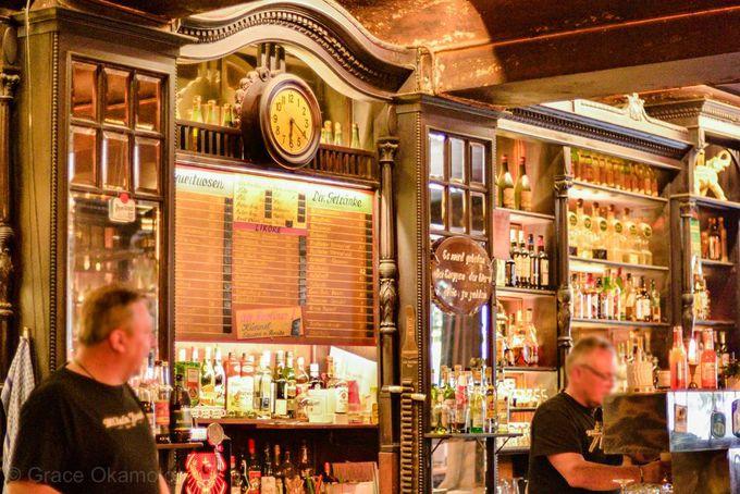 ベルリンで最も古いワインバー「Wilhelm Hoeck」