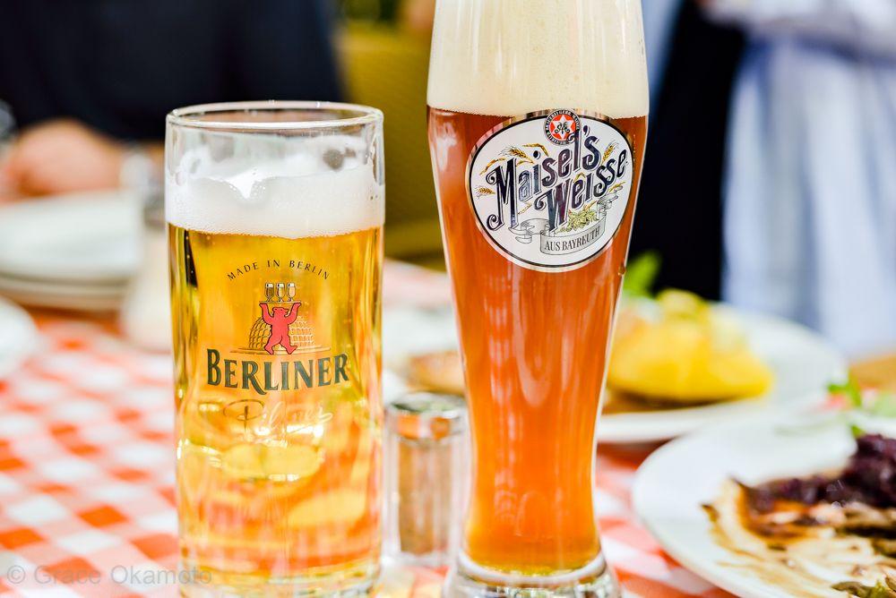 とりあえずビール!おすすめビアガーデン「Restaurant Reinhard's」