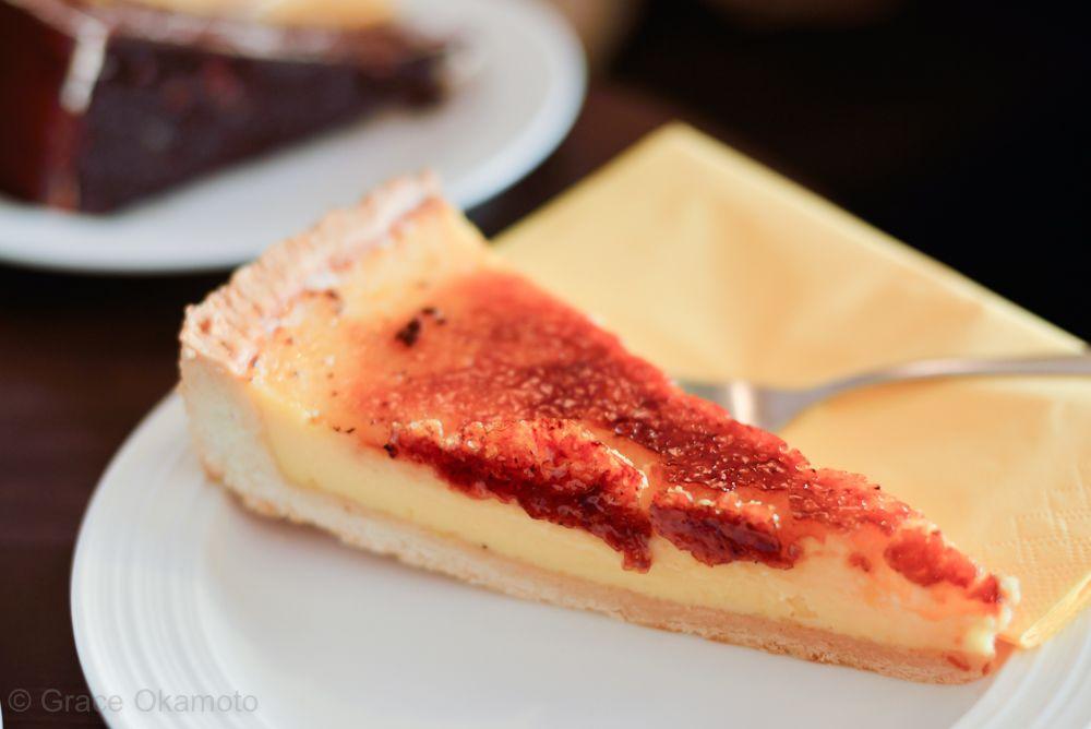 品揃え沢山!ケーキ専門店「Der Kuchenladen」