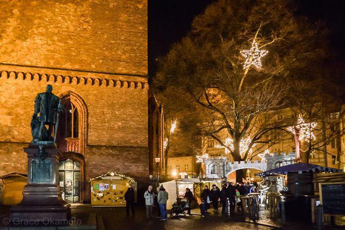 古い教会と歴史ある街並で、本場のメルヘン!「シュパンダウ」