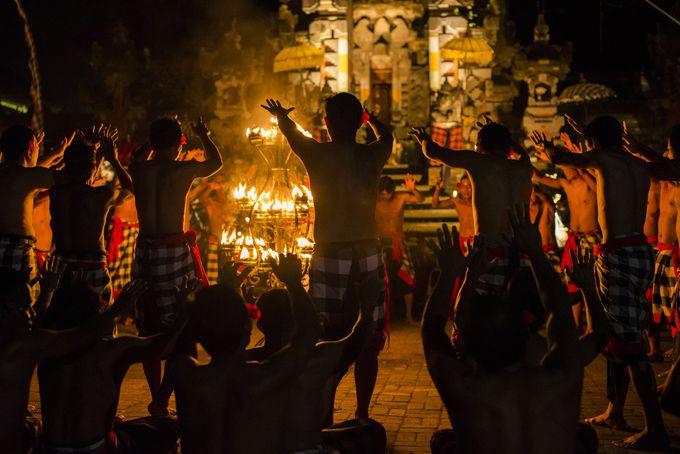 2日目:水と火とヨガ・・・ウブドで心身共にリフレッシュ!