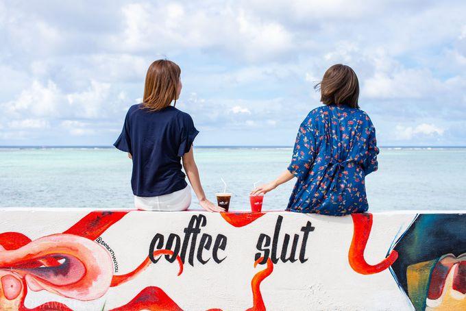 #グアムカフェ:噂のニトロコーヒーと絶景「Coffee Slut」