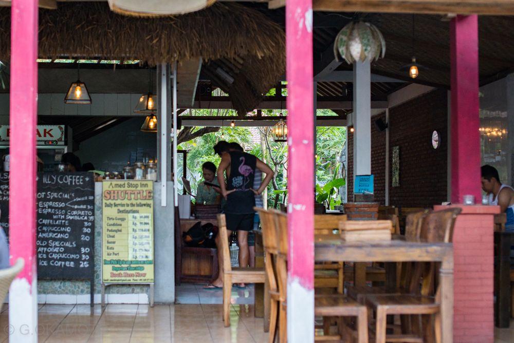 漁村ならではの鮮度。人気レストラン「Warung Enak」でシーフードを