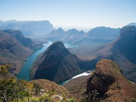 荘厳な世界三大渓谷!南アフリカ「ブライデリバー・キャニオン」