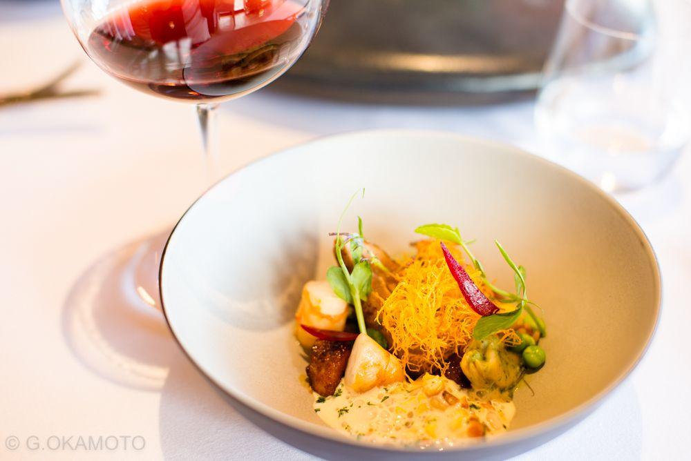 世界のレストランTOP10!「La Petit Colombe」でワイン・ペアリング