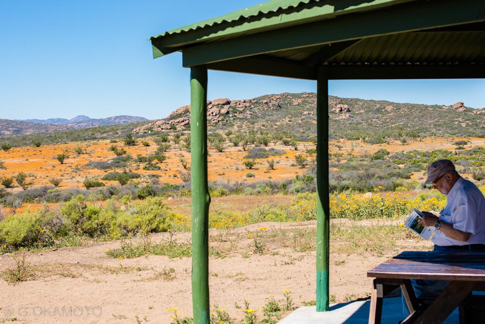 ナマクアランド観光拠点は「スキルパッド自然保護区」