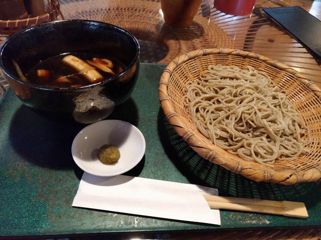 豊後高田は蕎麦の町でもあるのです