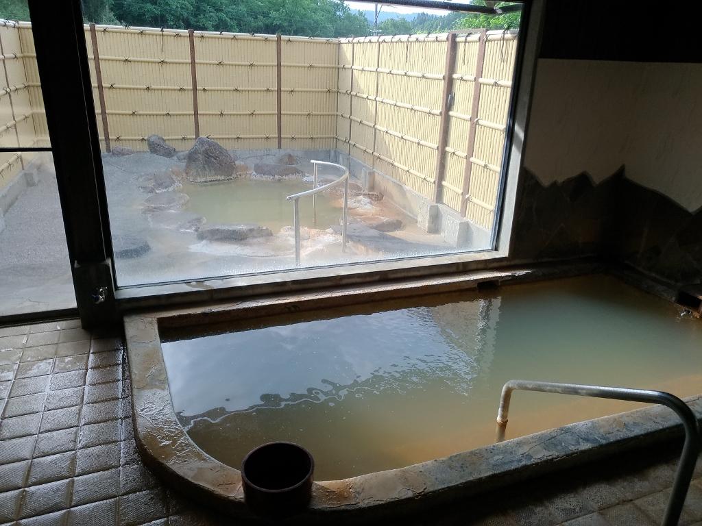 日本一の炭酸泉で免疫力アップ!